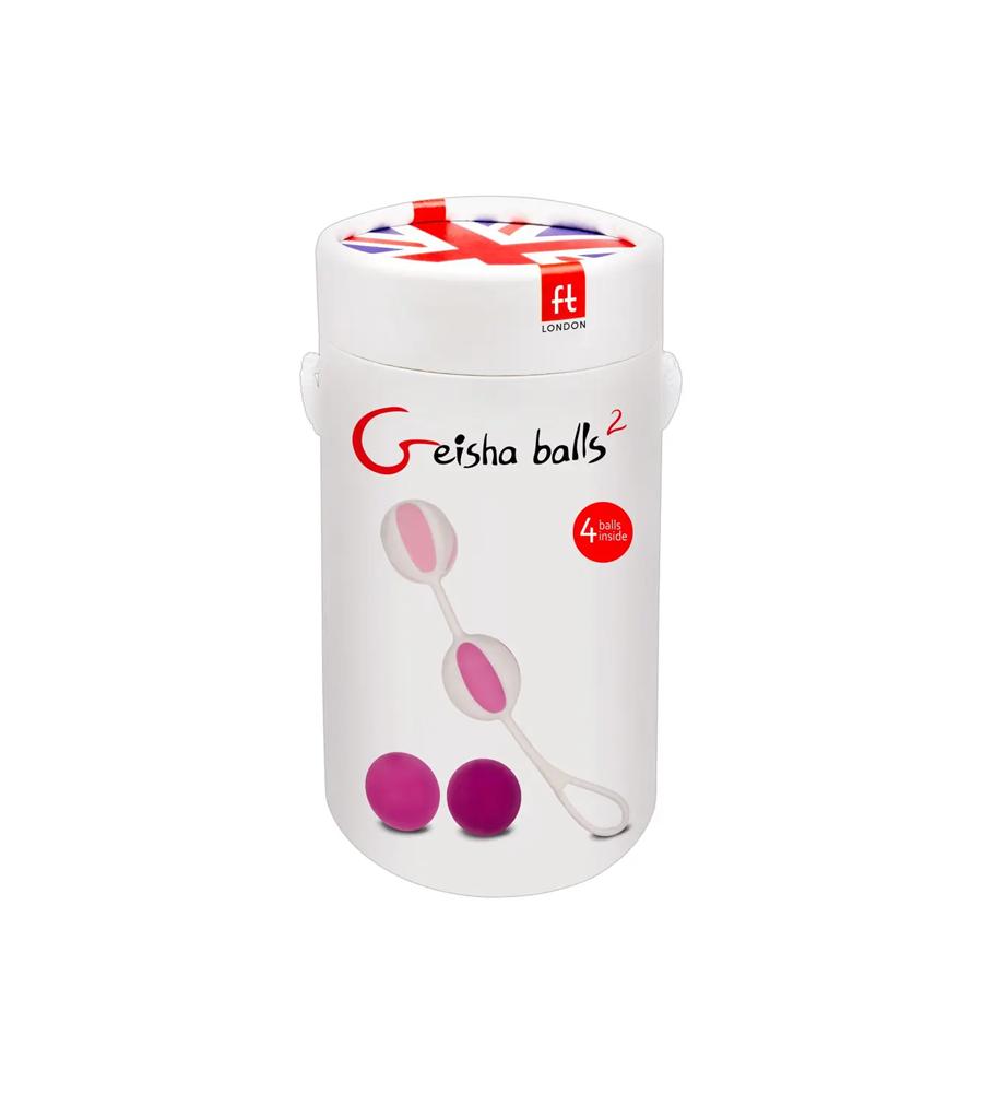 Geisha Balls Funtoys - kegelove kuglice