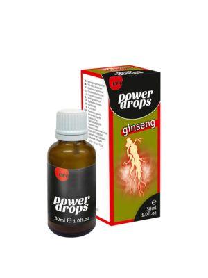 Ero Men Power Ginseng Drops - kapi za muškarce, 30 ml