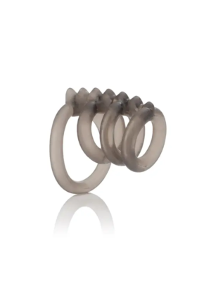 Support Master Triple Smooth Ring - penis prsten, 6.25 cm