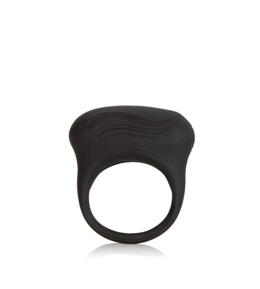 Lovers Arouser Black - vibrirajući penis prsten
