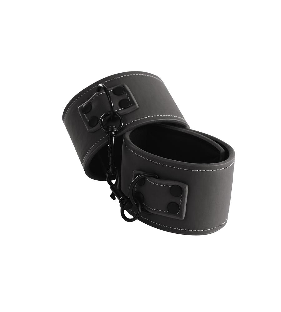Renegade Wrist Cuffs Black
