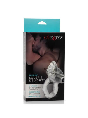Lover's Delight Nubby - vibrirajući penis prsten