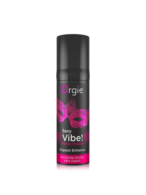 Orgie Intense Orgasm - stimulirajući gel za parove, 15 ml