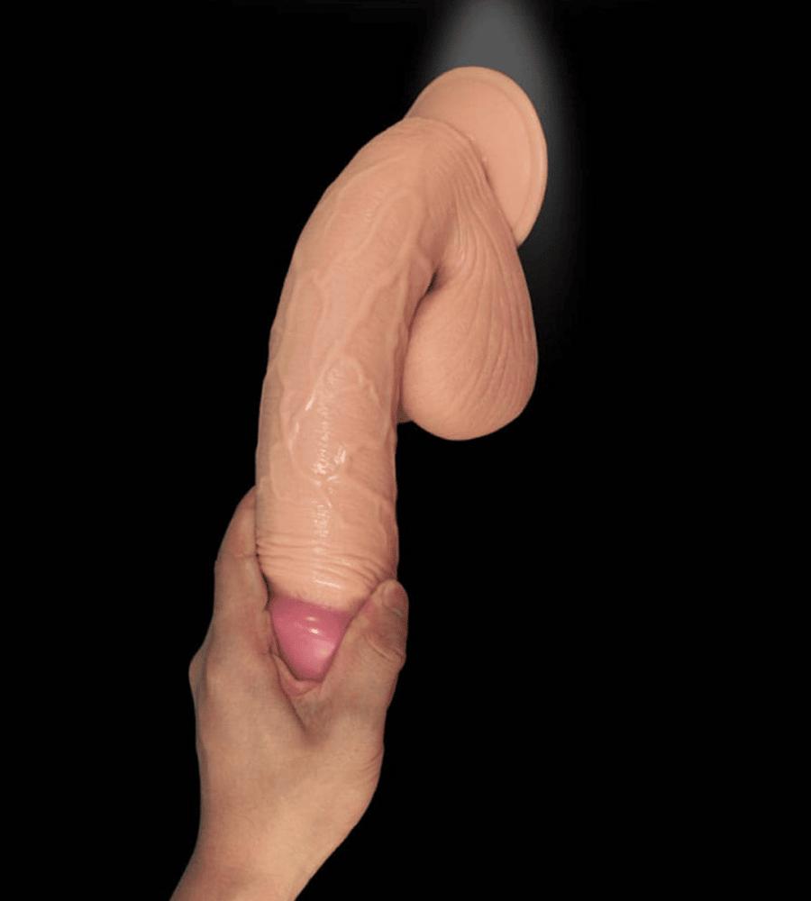 Legendary King Sized 9'' - Dildo, PVC, 22,8 cm