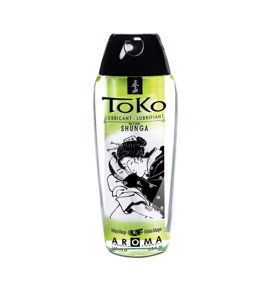 Shunga Toko Lubricant Melon Mango - lubrikant, 165 ml