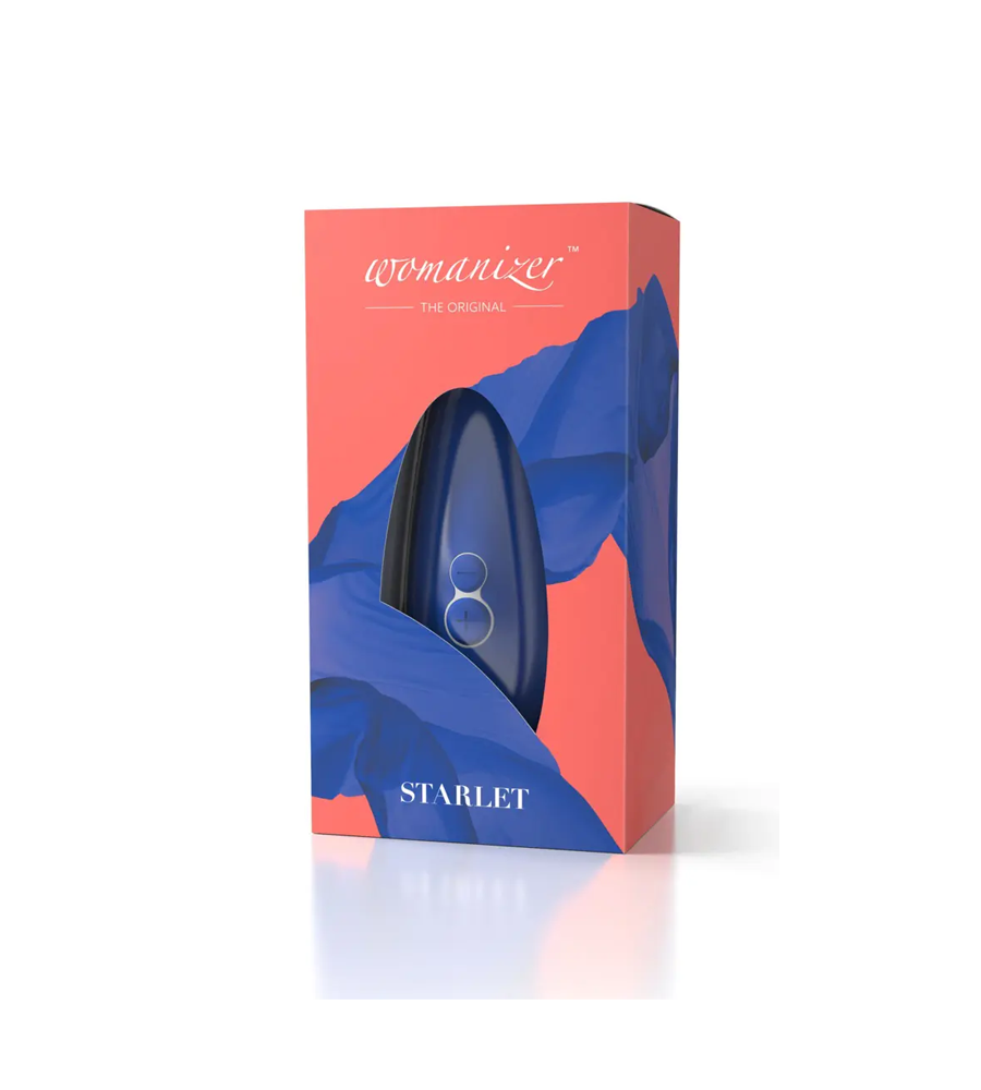 Womanizer Starlet 2 Blue - zračni masažer klitorisa