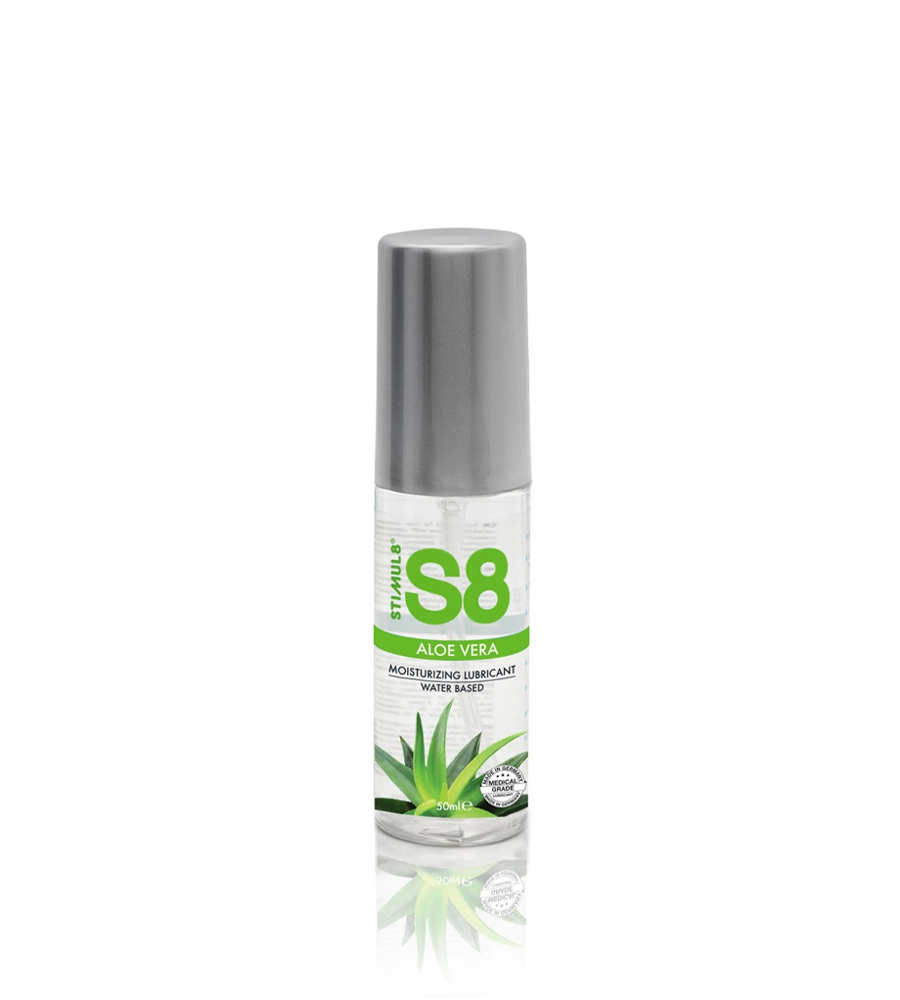 S8 Aloe Vera 50 ml - lubrikant za osjetljivu sluznicu