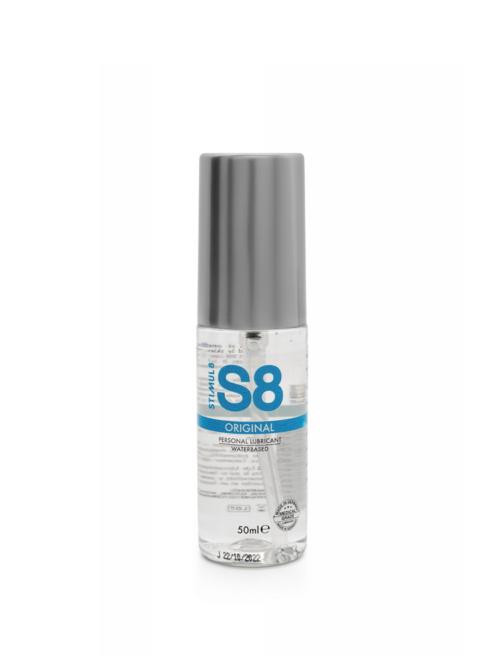 S8 Waterbased Lube 50ml - lubrikant za osjetljivu sluznicu
