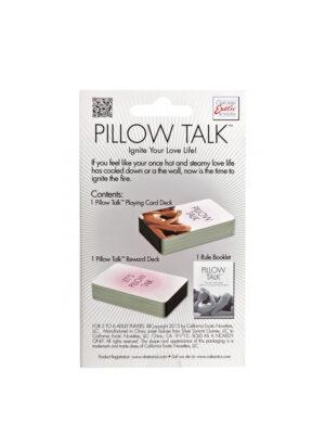 Pillow Talk - igrače karte