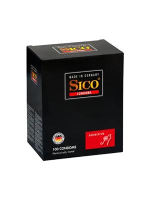 Sico Sensitive - tanki kondomi, 1 kom