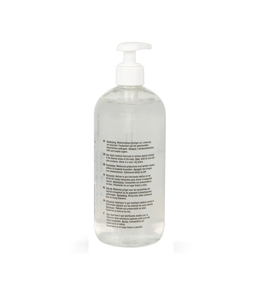 Just Glide, 500 ml - lubrikant na bazi vode