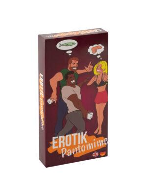 Erotic Pantomime - zabavna erotska igra
