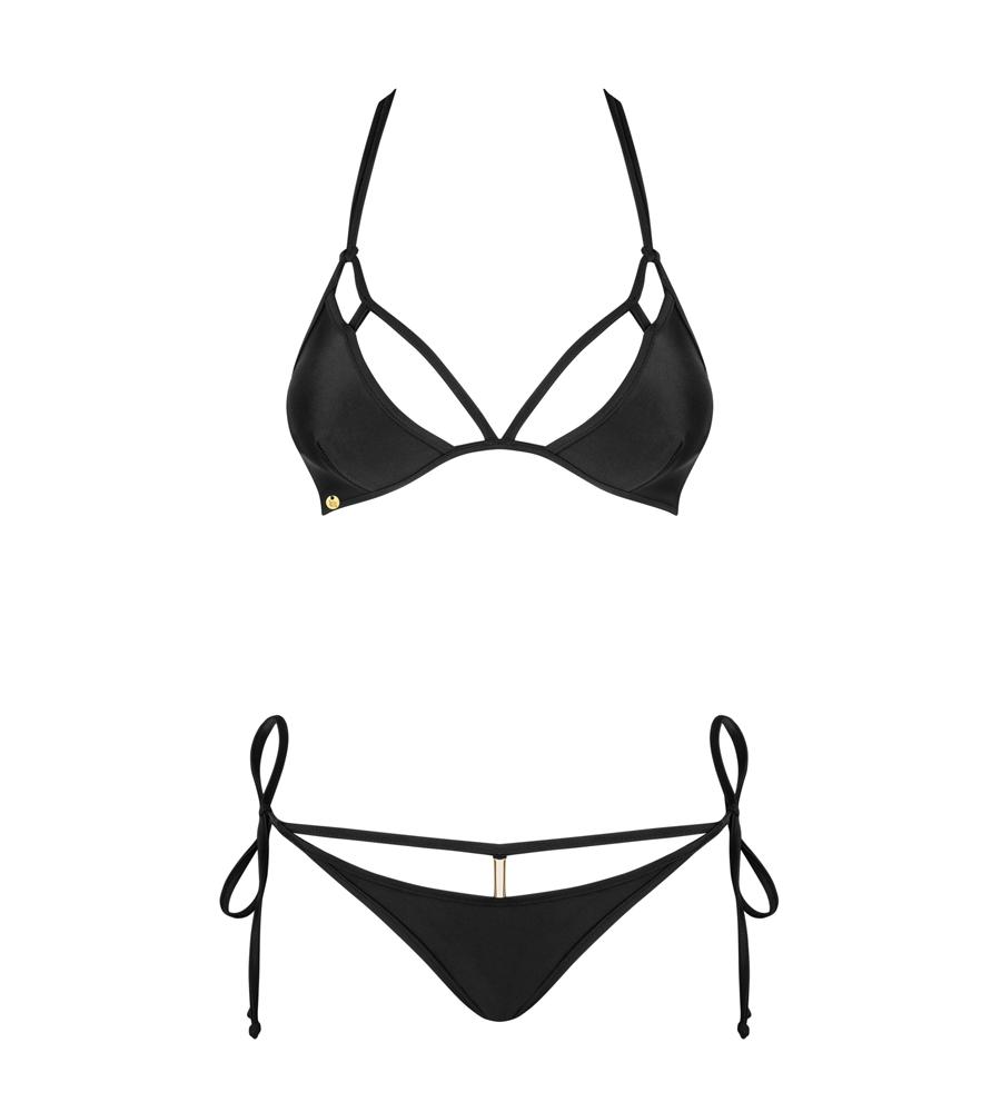Obsessive Costarica Black - bikini; grudnjak i gaćice