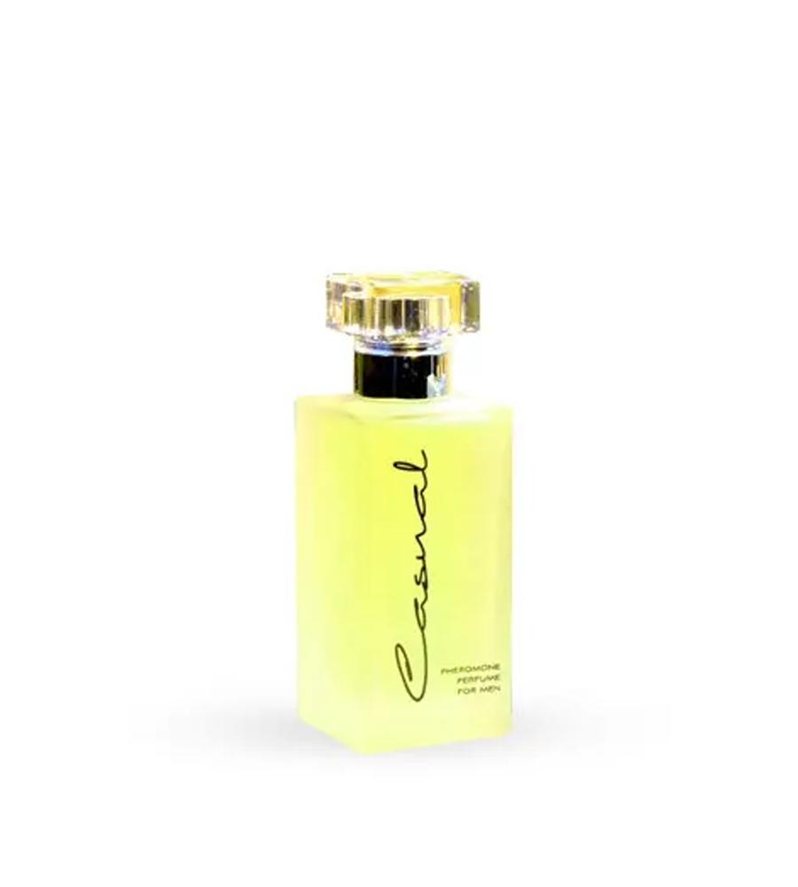 Pheromone Casual Green - feromonski parfem za muškarce, 50 ml