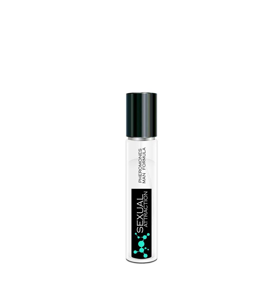 Sexual Attraction Men - feromonski parfem za muškarce, 15 ml