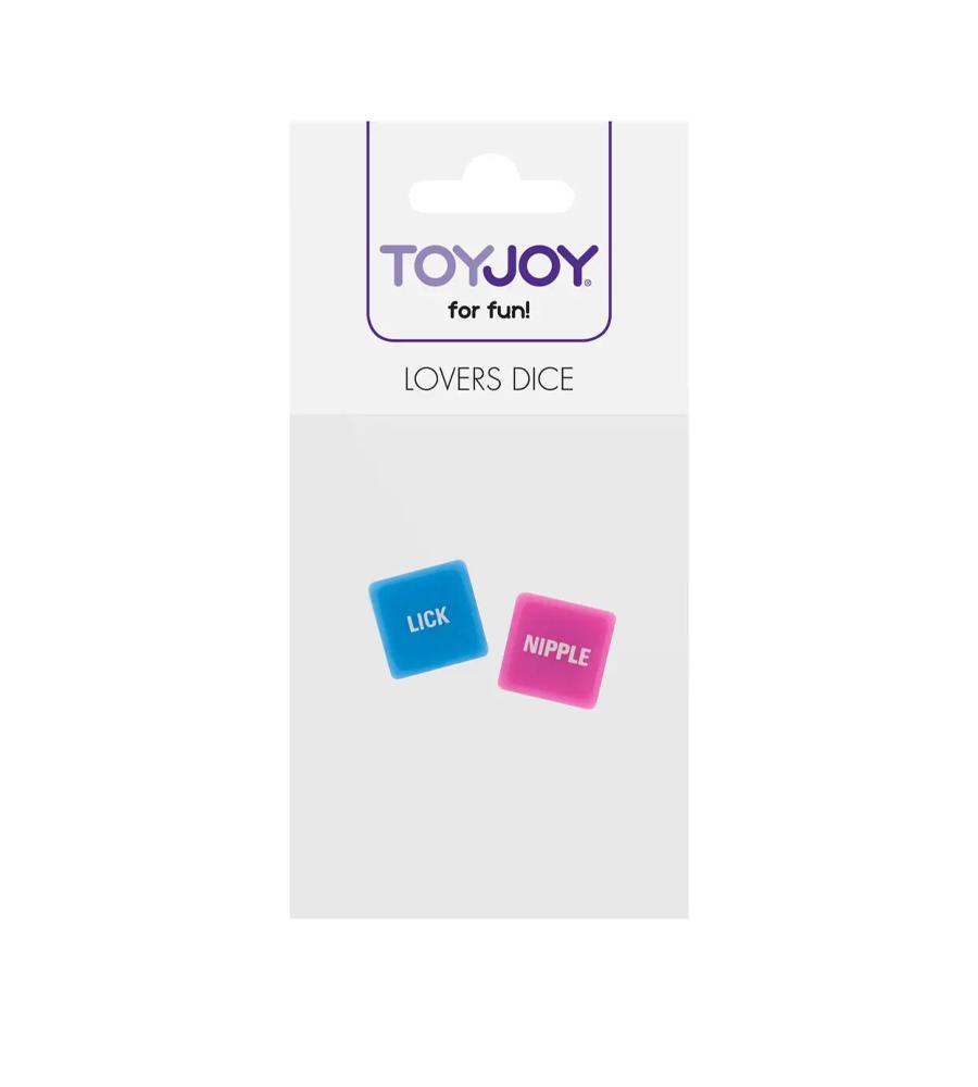 Toy Joy Lovers Dice - ljubavne kockice