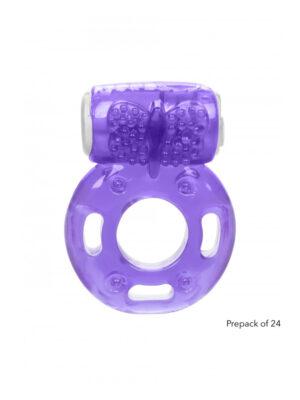 Vibrating Cock Ring - vibrirajući penis prsten, više boja