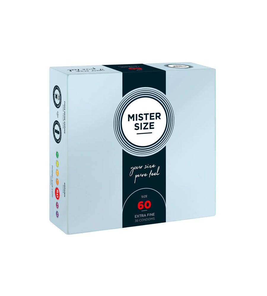 Mister Size 60 - prezervativ promjera 60 mm, 1 kom.