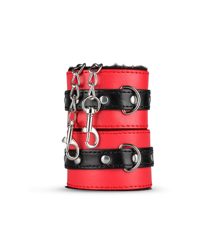 Secret Pleasure Chest Red Dragon - BDSM set