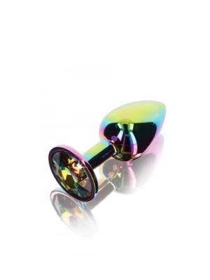 Twilight Booty Jewel S- analni plug, 7.2 x 2.7 cm