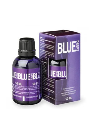 Blue Drops 50 ml - kapi za žene i muškarce