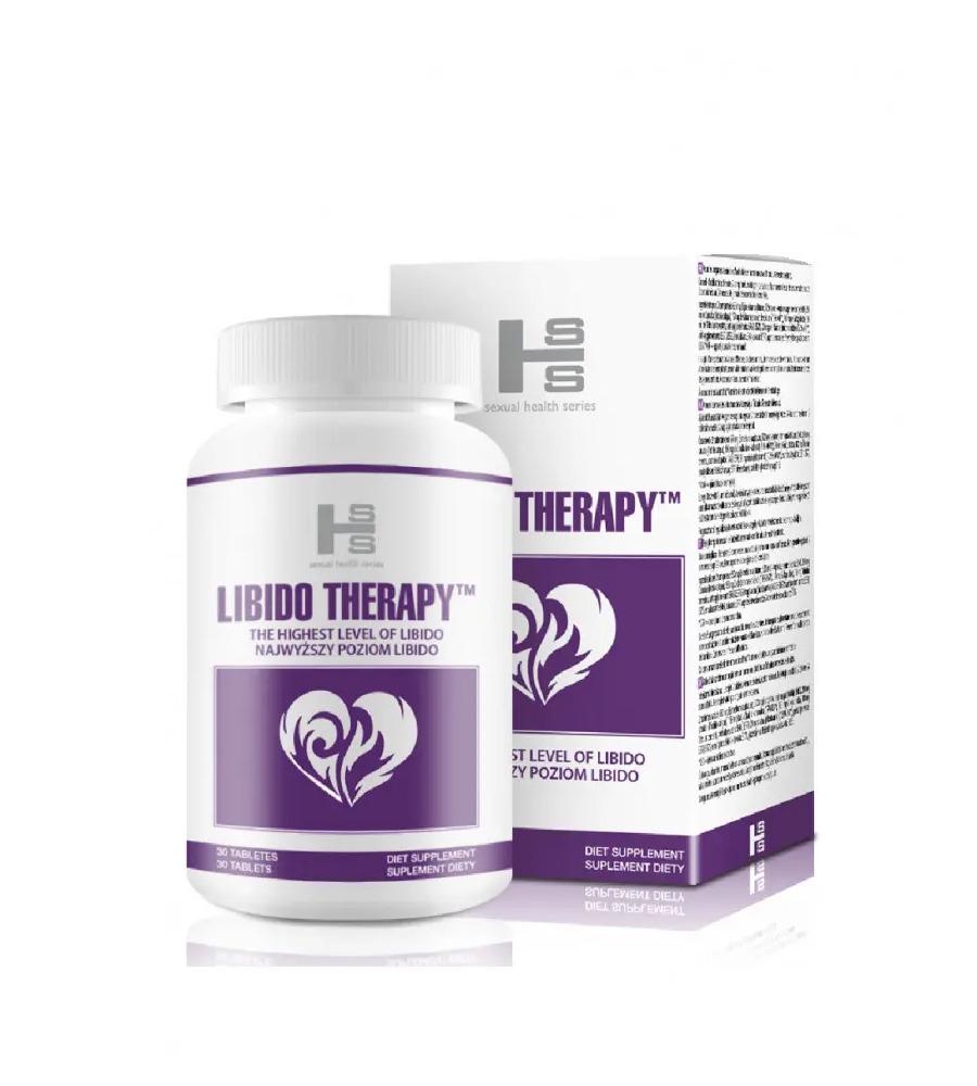 HSS Libido Women Therapy - tablete za libido, 30 kom.
