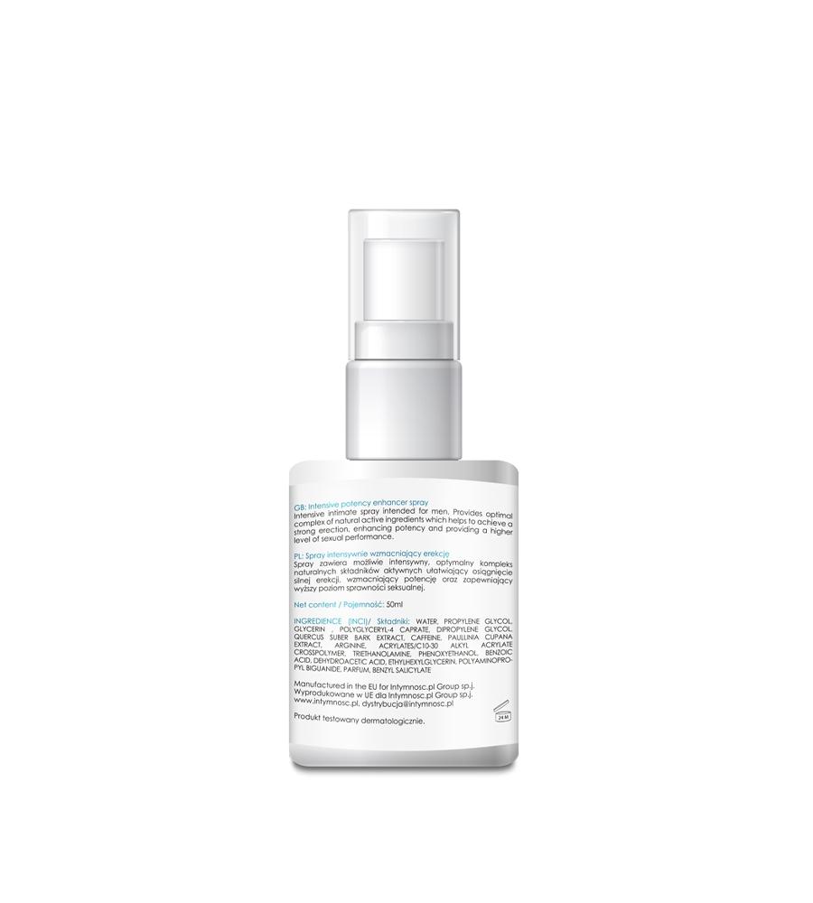 HSS Potency Spray - stimulativni sprej za muškarce, 50 ml
