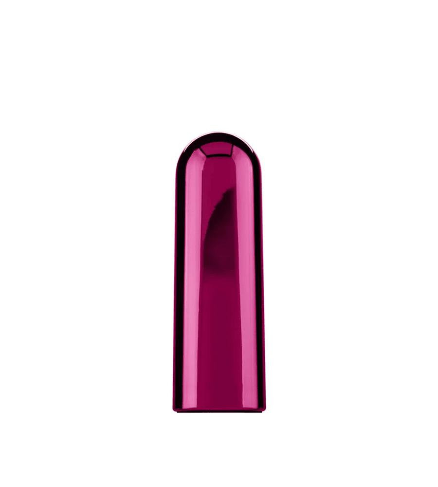 CalExotics Glam Bullet Pink- luksuzni masažer, 9 cm