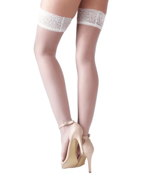 Cottelli Collection Hold-up Stockings - samostojeće čarape
