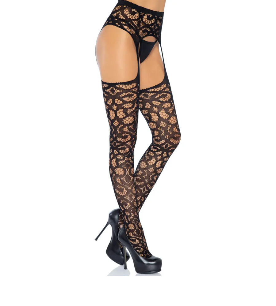 Leg Avenue 1780 - Ouvert čarape