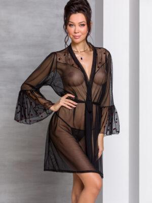 Passion Lovelia Kimono Black