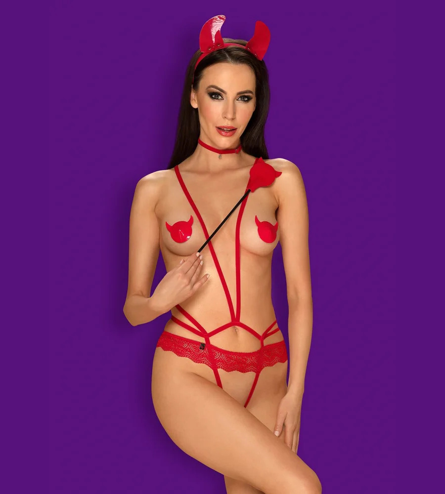 Obsessive Evilia - vragolasti kostim