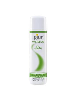 Pjur Woman Aloe 100 ml - lubrikant na bazi vode
