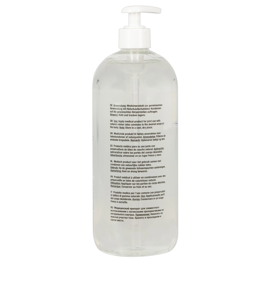 Just Glide Anal, 1000 ml - lubrikant na bazi vode
