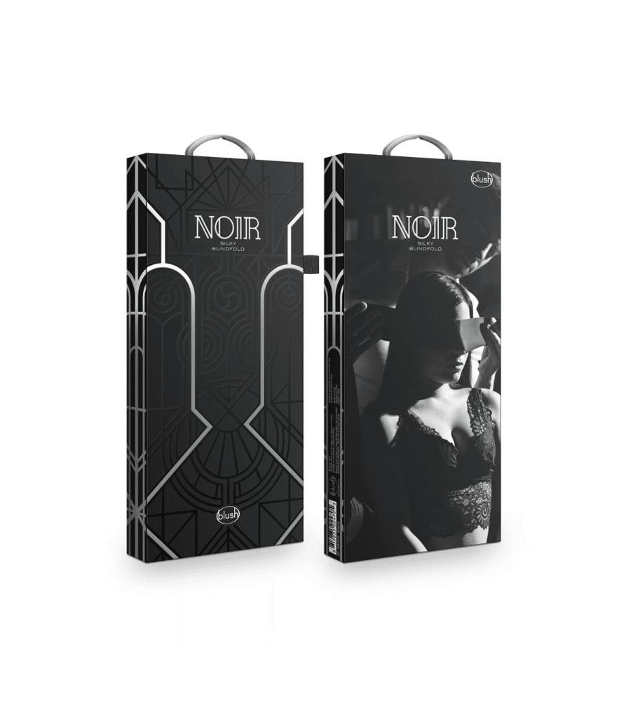 Noir Silky Blindfold - povez za oči