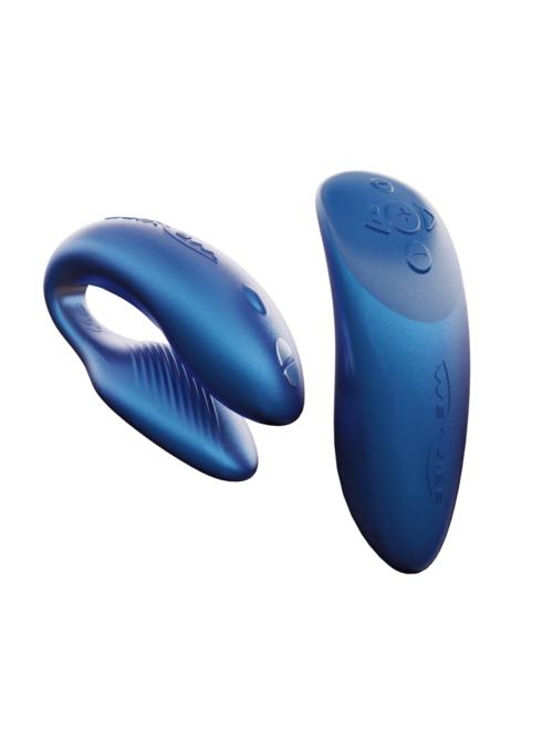 We-Vibe Chorus Dark Blue - pametni masažer za parove